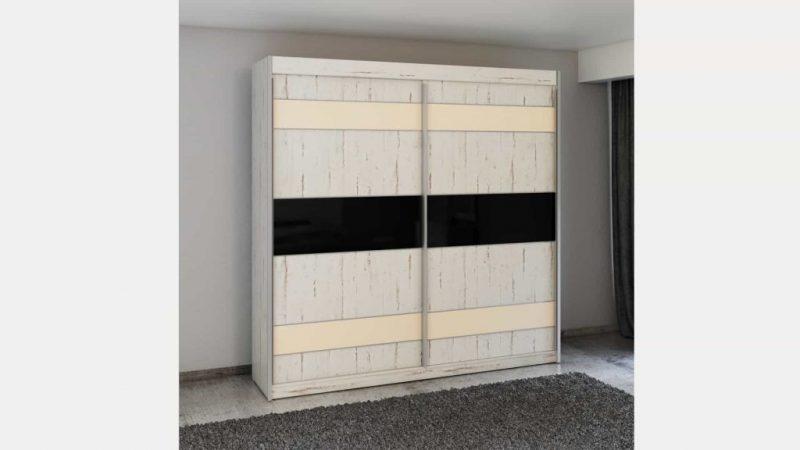 כפרניק X1007-Sliding-closet רהיטי הדקל - מעלות