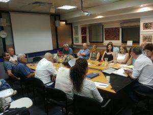 כפרניק 20180826_201539-300x225 הזדהות ובחירת ועדת הבחירות