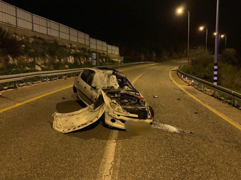 כפרניק WhatsApp-Image-2019-01-12-at-06.37.14 תאונה קשה בין כישור ללבון