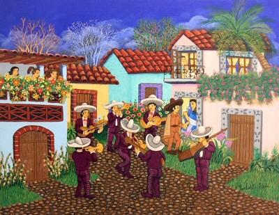 כפרניק serenada1 גלריה טל: שיח גלריה על אמנות נאיבית