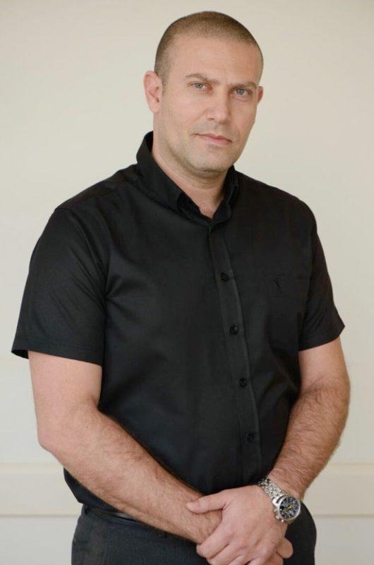 כפרניק 44453 רונן נודלמן מונה למנהל מחוז חיפה וגליל מערבי בכללית