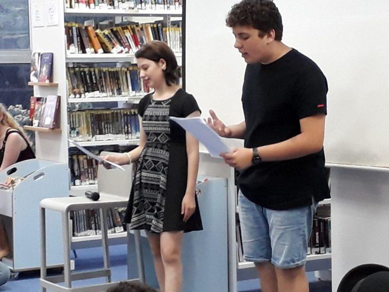 כפרניק 0008768 ספריה וקהילה