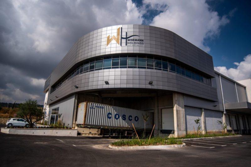 כפרניק 222126789 ויסמן אחזקות: מרכז חדש בפארק בר-לב