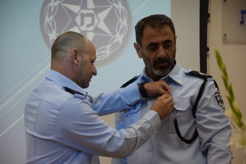 כפרניק Bi_rL3iZ חילופי מפקדים במחוז הצפוני במשטרה
