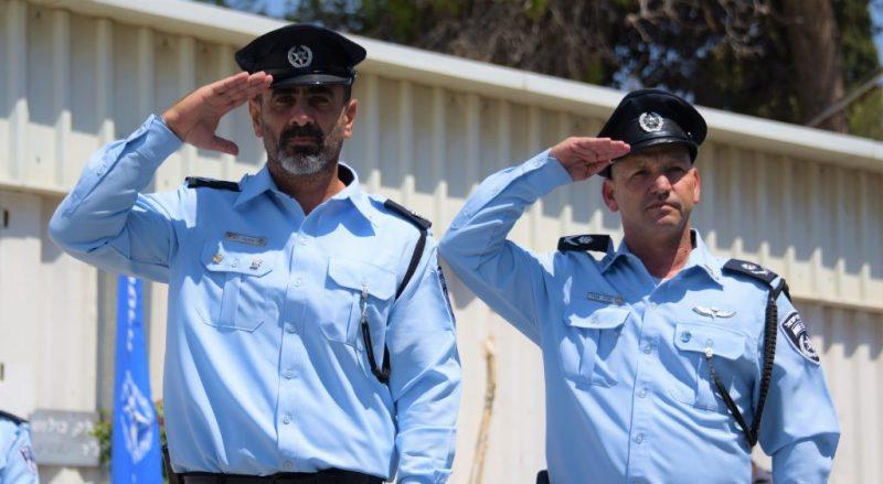 כפרניק UPQh0pTA חילופי מפקדים במחוז הצפוני במשטרה