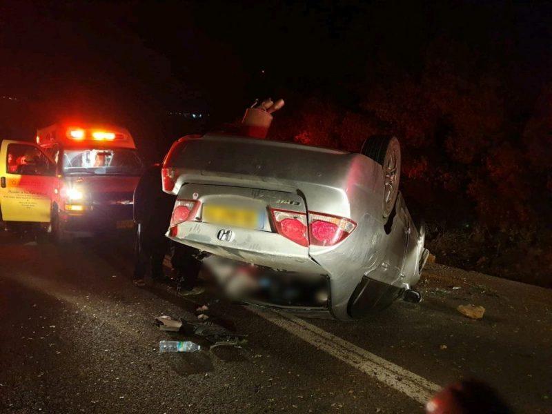 כפרניק WhatsApp-Image-2019-07-23-at-22.02.13 תאונה קשה על כביש 854
