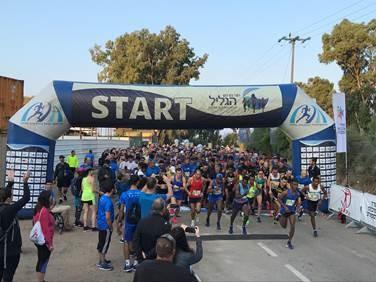 כפרניק 778234 בשנה הבאה: מרתון מלא בגליל