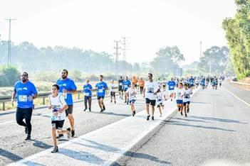 כפרניק image002 בשנה הבאה: מרתון מלא בגליל