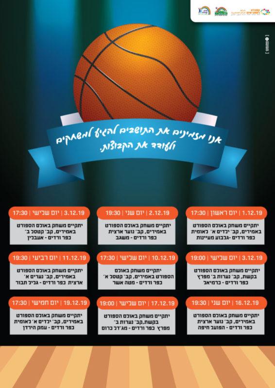 כפרניק 9993425-scaled 6 קבוצות ליגה בכדורסל
