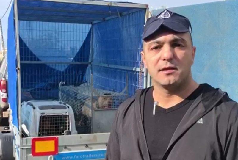 כפרניק 87900000-scaled המשטרה: נעדר, התעללות בכלבים, נשק ורכבים משופרים