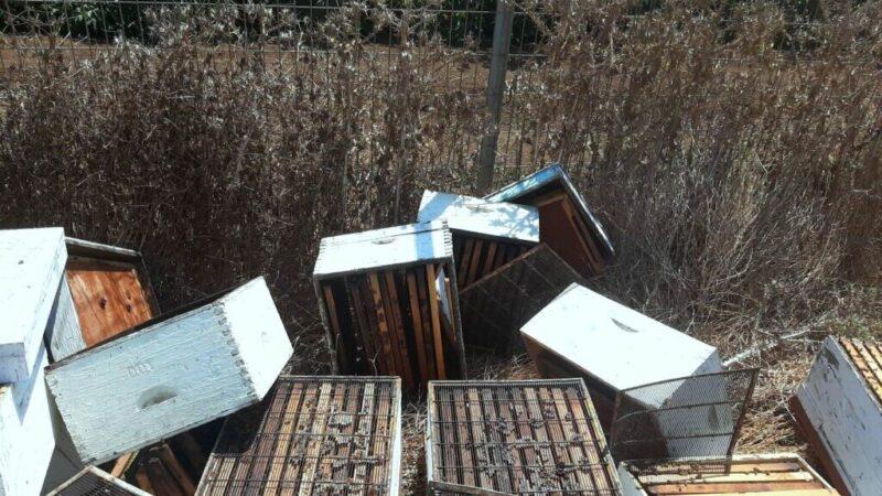 כפרניק 000565444-scaled עשרות כוורות וחלות דבש נגנבו במנות