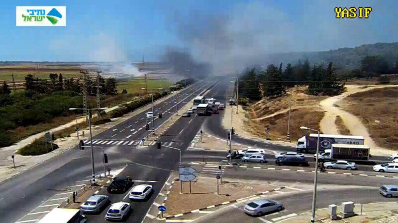 כפרניק WhatsApp-Image-2020-08-20-at-13.03.49-scaled כביש 85 נסגר זמנית בשל שריפה