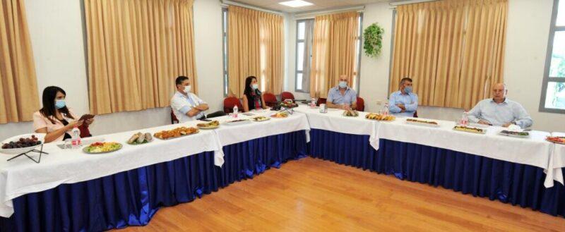 כפרניק WhatsApp-Image-2020-10-22-at-16.25.34-scaled שר החוץ במרכז הרפואי לגליל