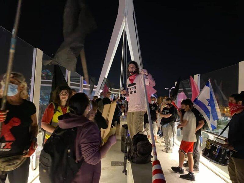 כפרניק 124799678_10222633128111169_3451566927993865324_n-scaled מחאת בלפור בנהריה