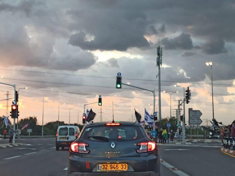 כפרניק WhatsApp-Image-2021-01-17-at-12.13.07-scaled הפגנות, למרות הסגר ומזג האוויר