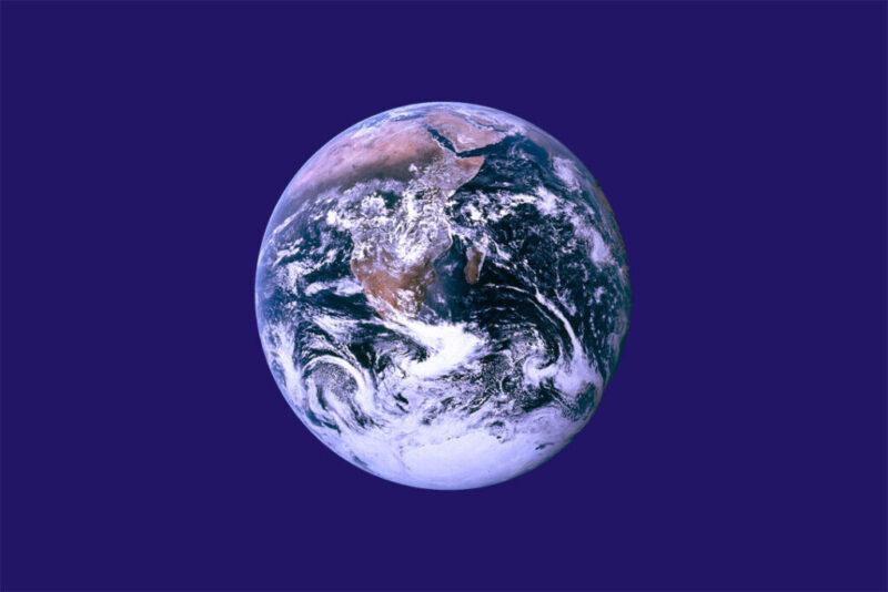 כפרניק Earth_flag_PD-scaled יום כדור הארץ והצעת חוק האקלים