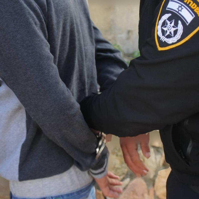 כפרניק 776890 שלושה צעירים נעצרו בתרשיחא