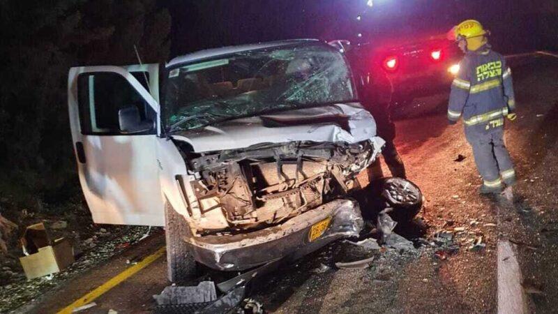 כפרניק 998990-scaled הרוג ופצועים בתאונה ליד אדמית