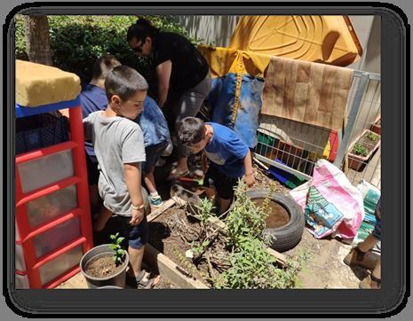 כפרניק 8876864556 חינוך ירוק בכפר ורדים