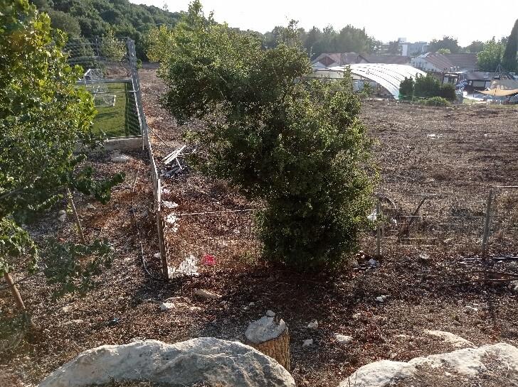 כפרניק 656655 על לכלוך וחוסר תשומת לב לסביבה בכפר ורדים