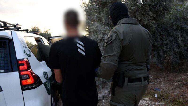 כפרניק FBiWxTsA-scaled 350 שוטרים פשטו על כפרים במגזר